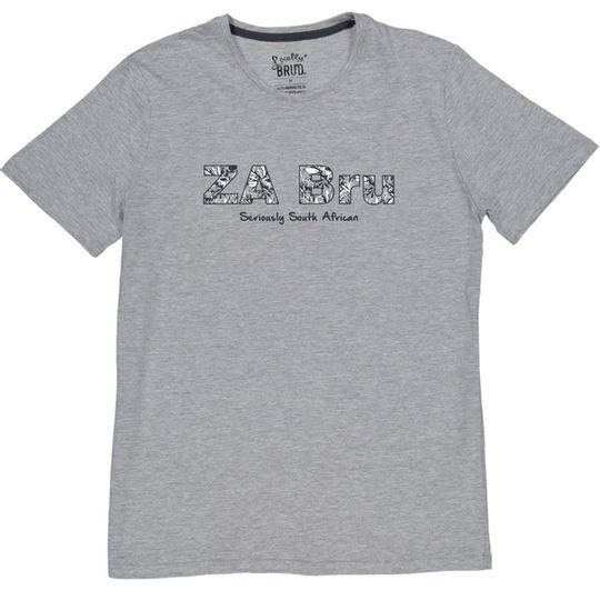 'ZA Bru' Mens Tee