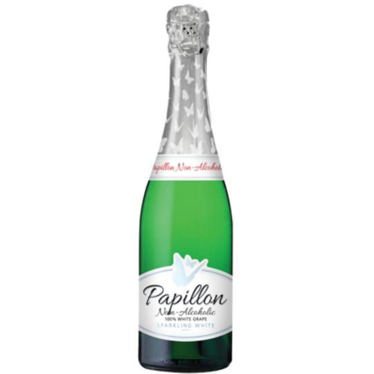 Van Loveren Papillon Non-Alcoholic Sparkling White Case 6