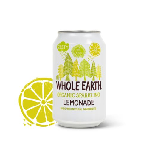 Whole Earth Organic Lemonade Drink (330ml )