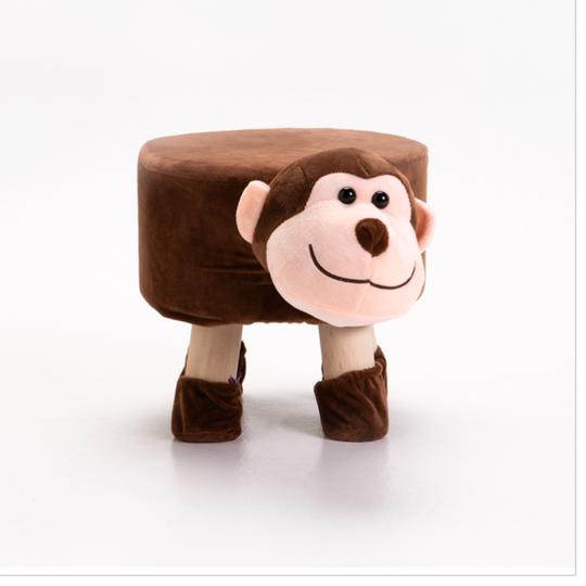 Funky Monkey Kiddies Ottoman