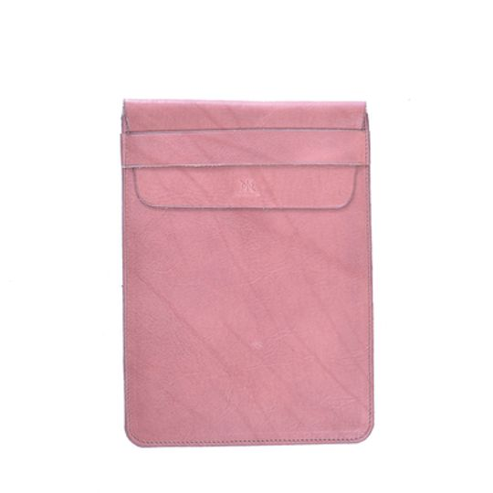 Leather iPad sleeve 12.9""