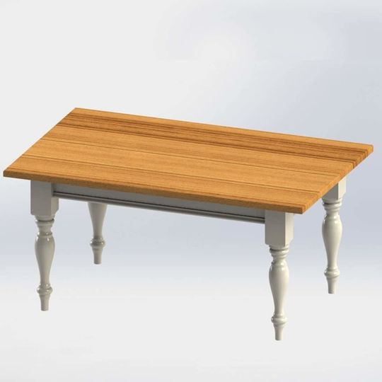 Woodinq Kitchen Table
