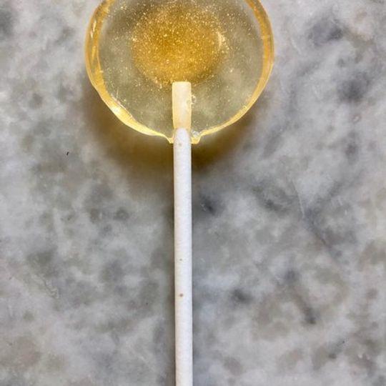 Gin & Tonic Lollipop