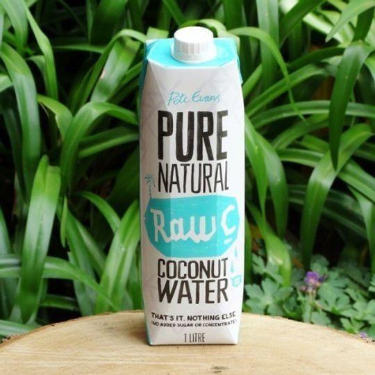 Raw Coconut Water (330ml)