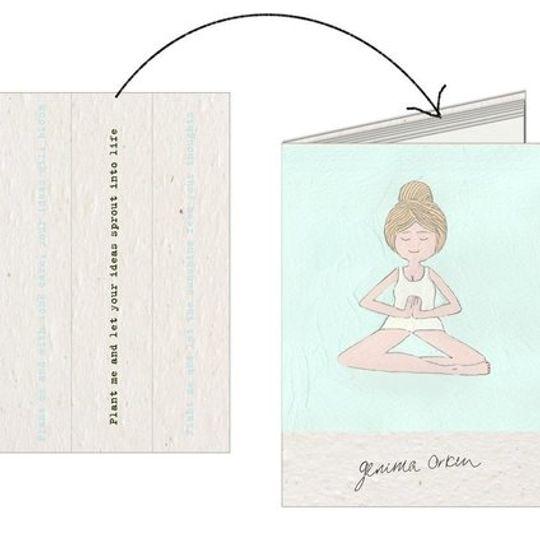 Notebook | Yoga Lady