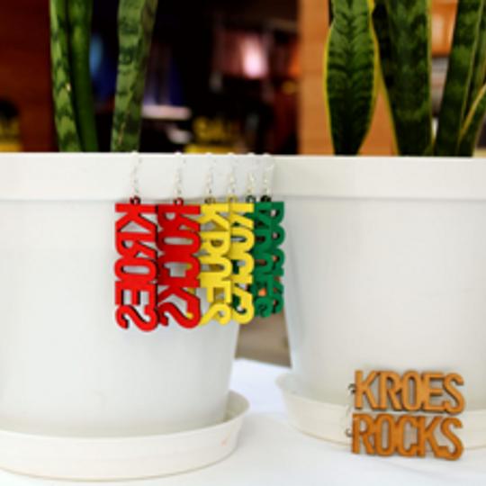 Kroes Rocks Earrings