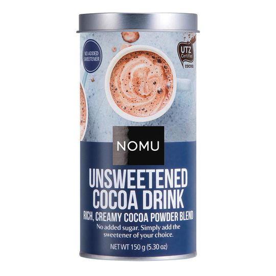 NOMU Unsweetened Hot Chocolate