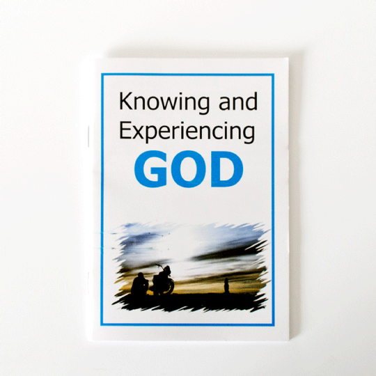 90 Knowing And Experiencing God