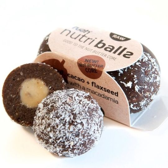 Rush Cacao & Coconut Nutriball
