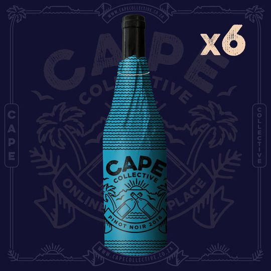 Cape Collective Cape South Coast Pinot Noir 2016