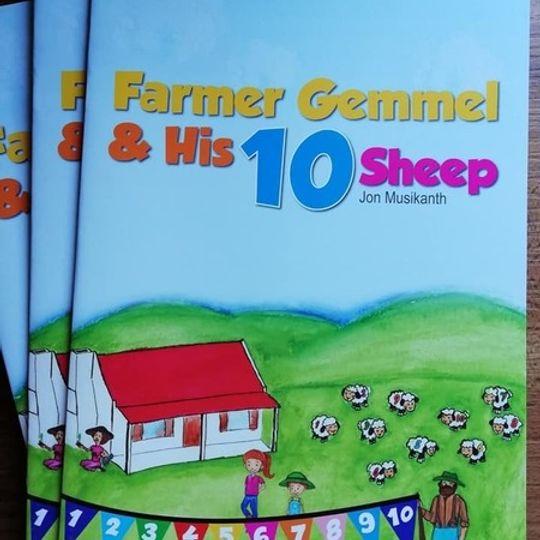 FARMER GEMMEL STORYBOOK - Jon Musikanth