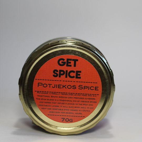 Potjiekos Spice