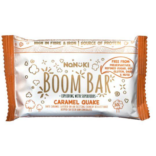 Nanuki Boom bar Caramel Quake
