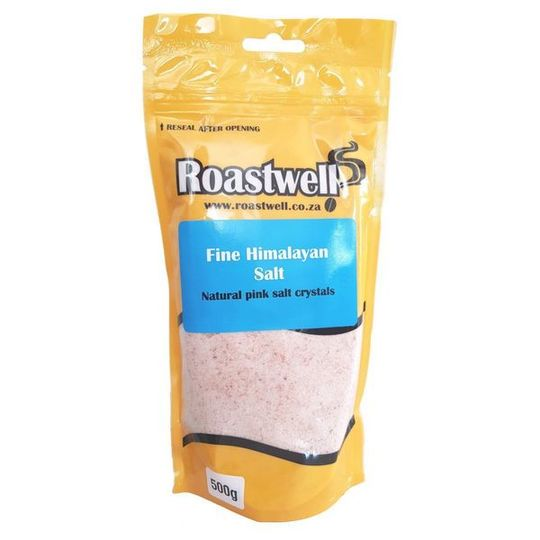 Fine Himalayan Salt (500g)