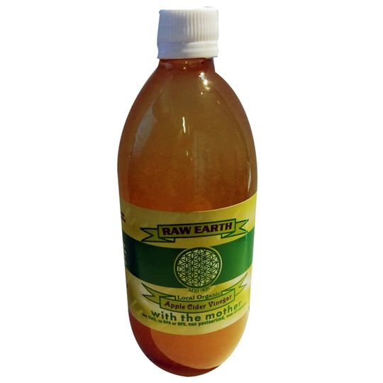 Organic Apple Cider Vinegar (500ml)