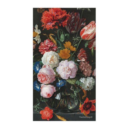 10 Little Letters - Vintage flowers