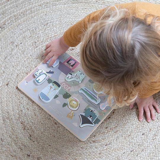 Little Dutch Shape Puzzle – Zoo