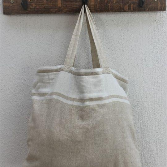 Kikoy Bag - stone