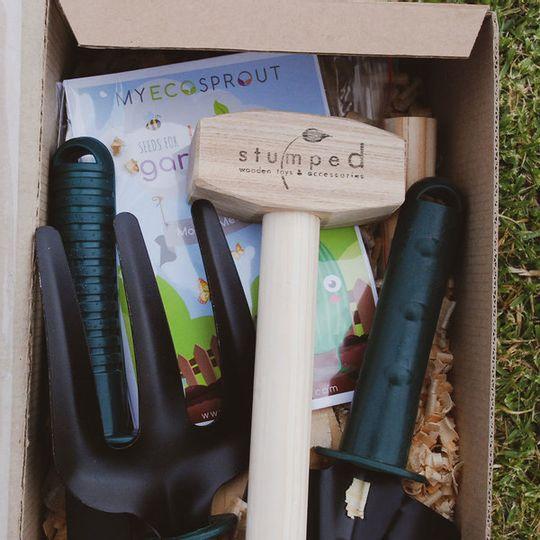 Little Gardener's Box