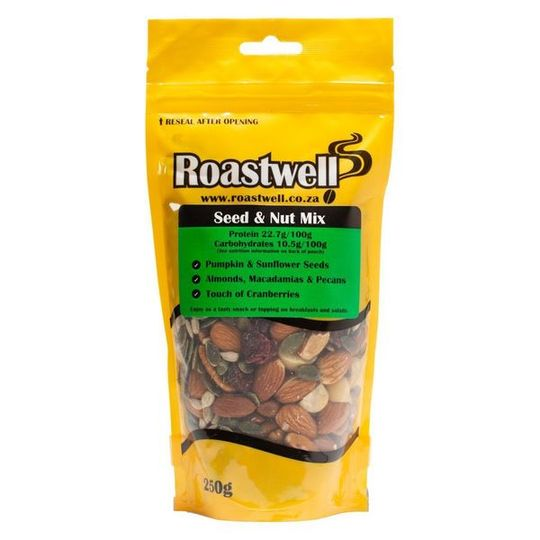 Roasted Seed and Nut Mix (250g)