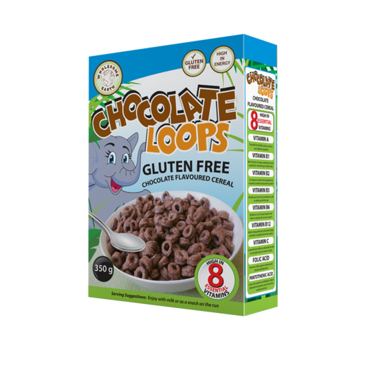 Wholesome Earth Gluten Free Chocolate Loops