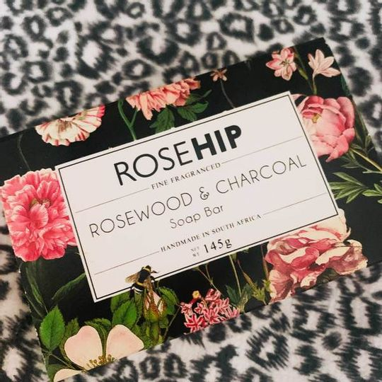 SOAP - Rosewood & Charcoal