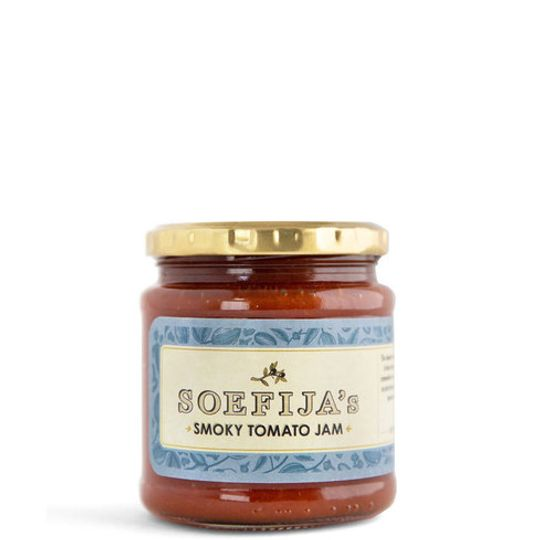 Smoky Tomato Jam - 290ml
