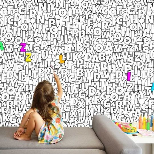 Wacky Wallpaper - From A to Z