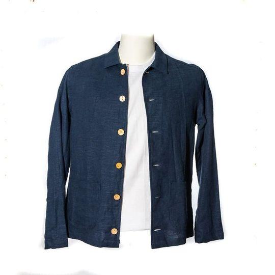 Men's Jacket Shirt