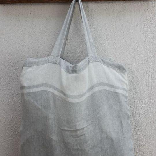 Kikoy Bags - grey