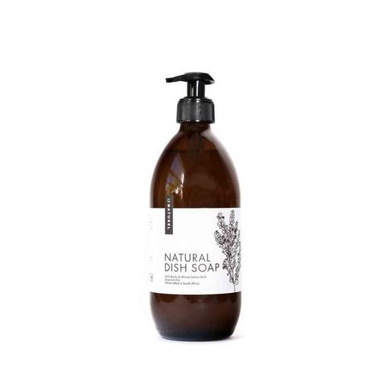 Natural Dish Soap (500ml)