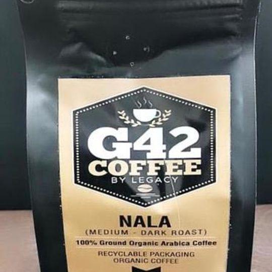 250g G42 Coffee by Legacy