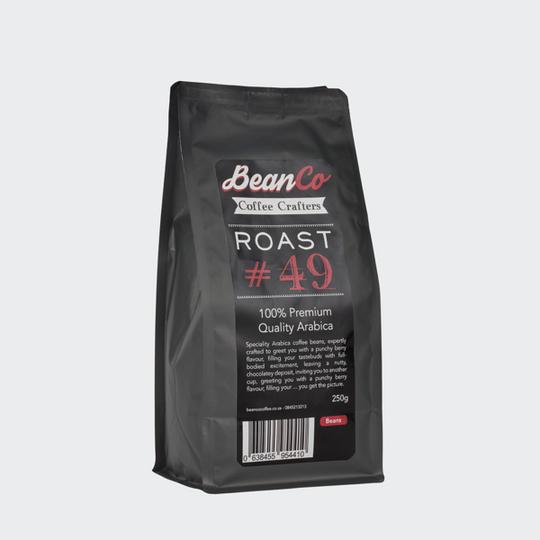 BeanCo Roast Beans 250g