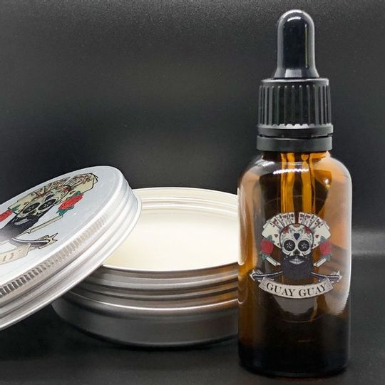 Beard Oil and Balm Combo Pack
