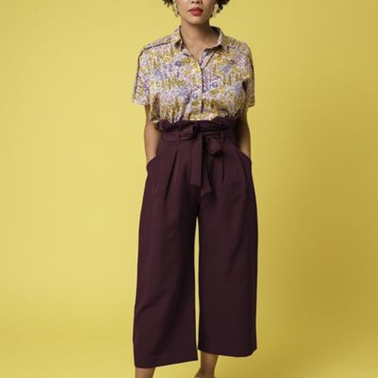 The High-waisted Pants (UK8 & 12 available)