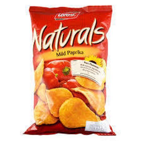 Potato Crisps Naturals Mild Paprika (100g)