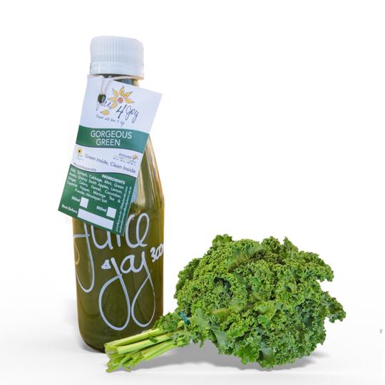 Juice4Joy Gorgeous Green Juice  (300ml)