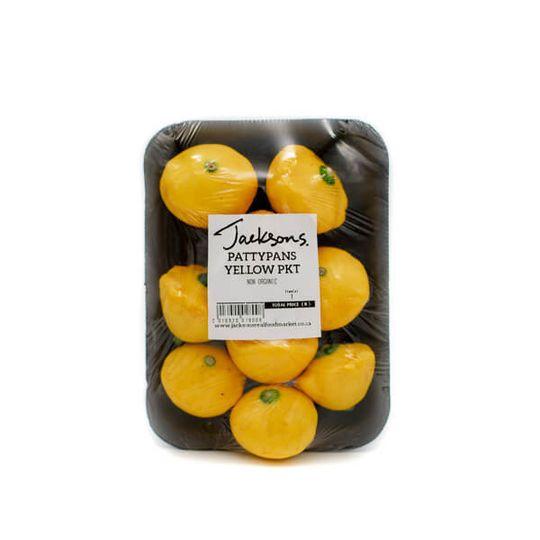 Pattypans Yellow Pack