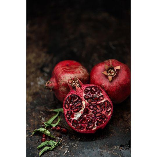 Tea Towel  - Pomegranates