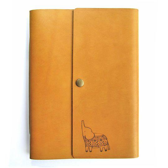 Journal (A5 size) - Little Elephant