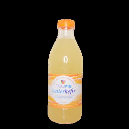 NuMeSA Ginger Water Kefir (1L)