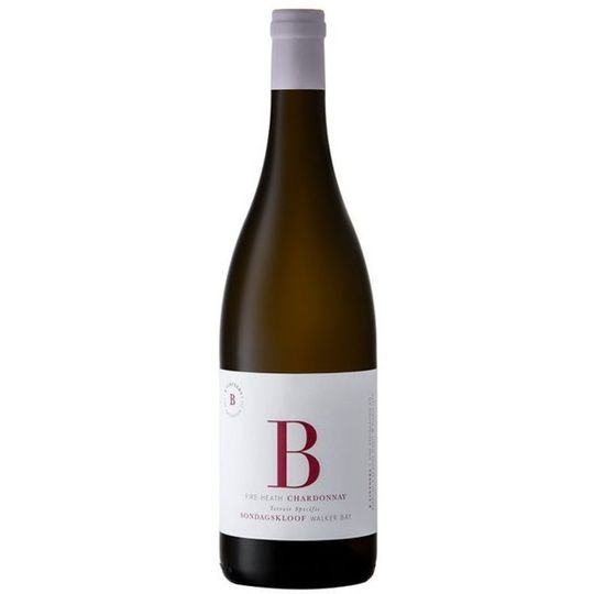 B Vintners Fire Heath Chardonnay 750ml