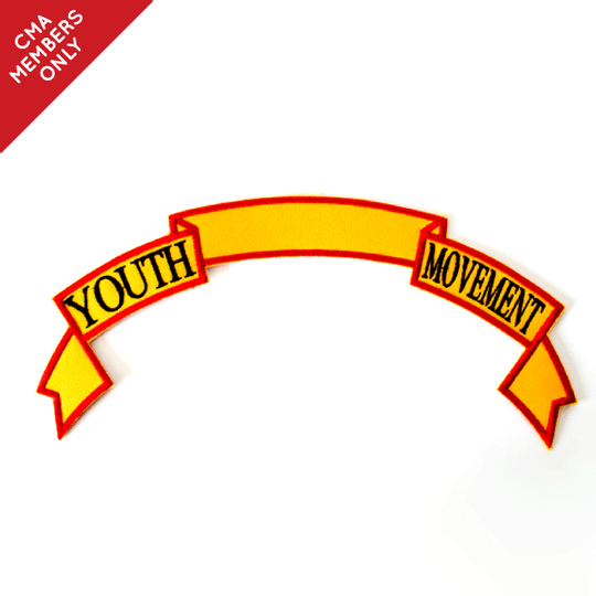 Youth Movement Scroll