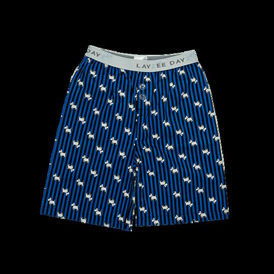Boys  Short Pants (Long Shorts) Scotty Dogs