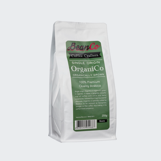 BeanCo Organico Beans 250g