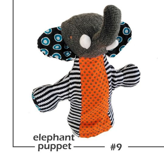 HAND PUPPET Soft Toy