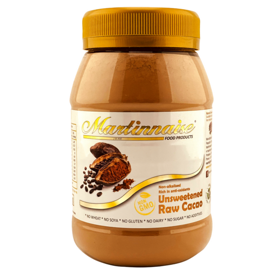Raw Unsweetened Cacao 350g