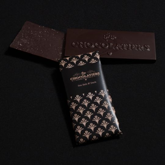 Sea Salt & Dark Chocolate Bar