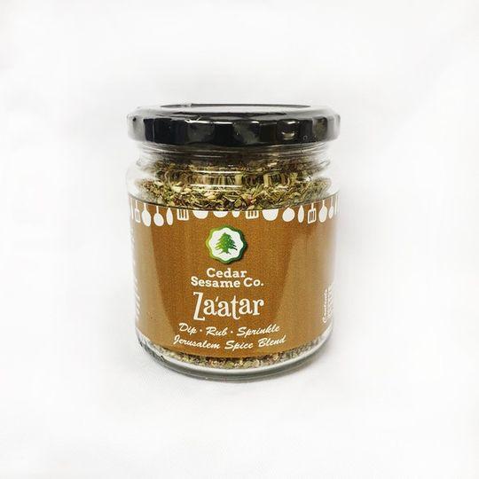 Za'atar Jerusalem Style Spice Jar (115g)