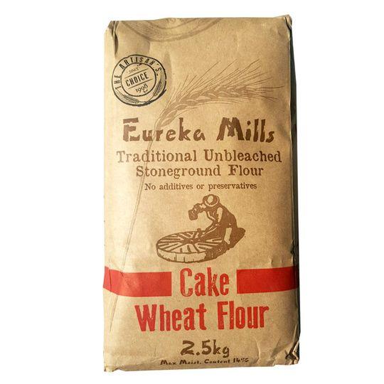 Stoneground Cake Flour (2.5kg)